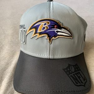 Baltimore Ravens Superbowl Champions Hat New Era